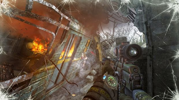 Metro: Last Light Redux PC Crack