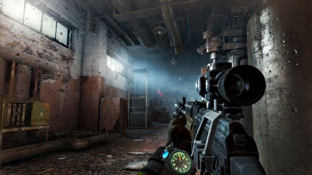 Metro: Last Light Redux Torrent Download