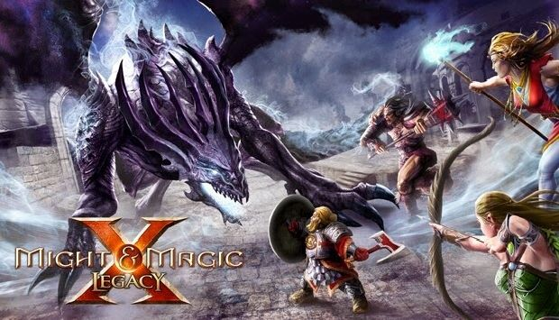 Might & Magic X - Legacy Digital Deluxe Free Download