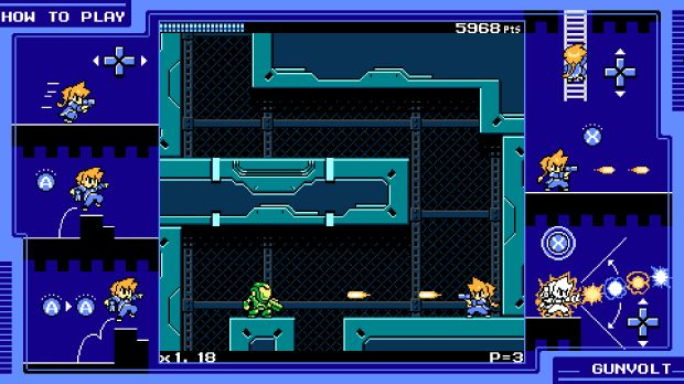 Mighty Gunvolt PC Crack