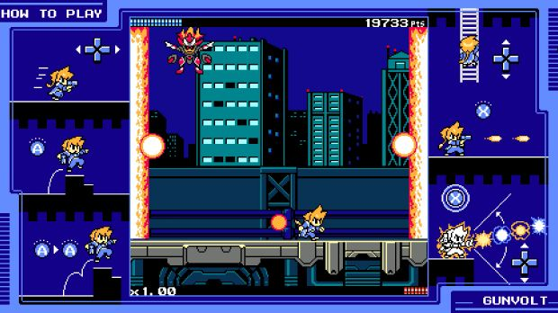 Mighty Gunvolt Torrent Download