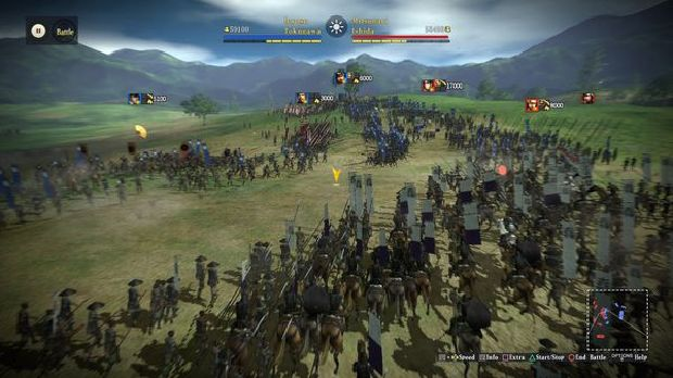 NOBUNAGA'S AMBITION: Sphere of Influence PC Crack