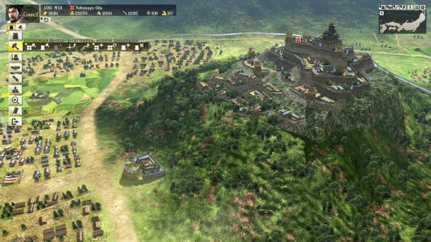 NOBUNAGA'S AMBITION: Sphere of Influence Torrent Download