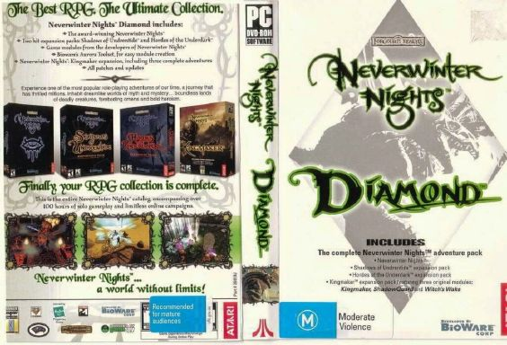 Neverwinter Nights: Diamond Edition Free Download