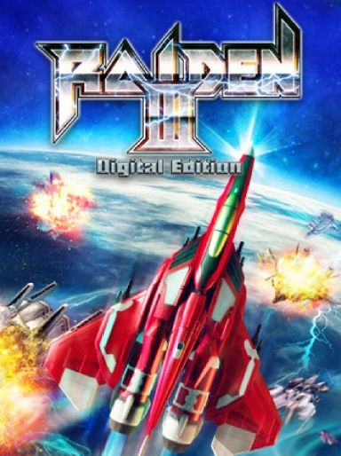 Raiden III Digital Edition Free Download