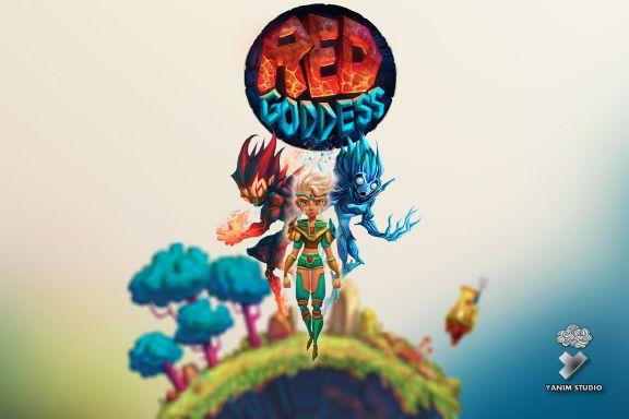 Red Goddess: Inner World Free Download