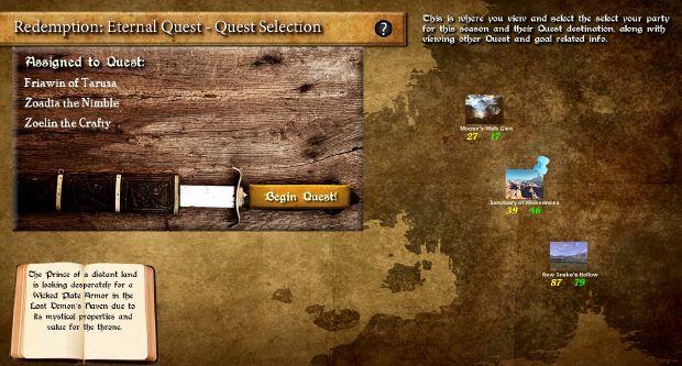 Redemption: Eternal Quest PC Crack