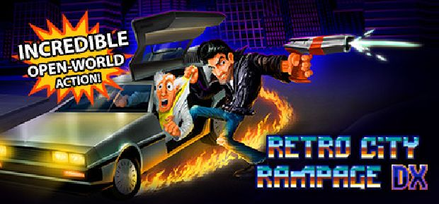 Retro City Rampage DX Free Download