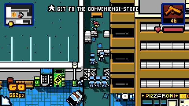 Retro City Rampage DX Torrent Download