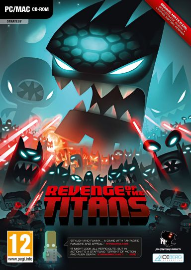Revenge of the Titans Free Download