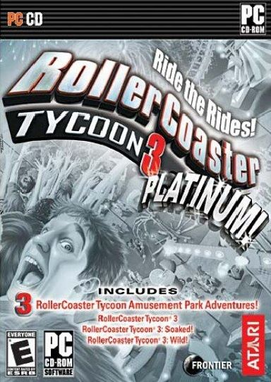 RollerCoaster Tycoon 3: Platinum Free Download