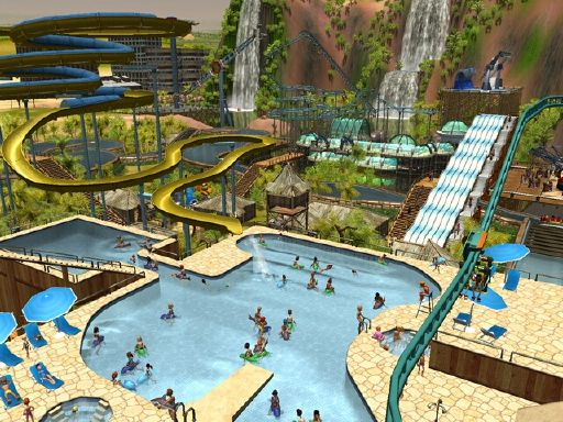 RollerCoaster Tycoon 3: Platinum Torrent Download