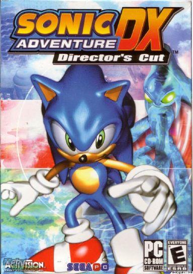 Sonic Adventure DX Free Download