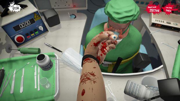 Surgeon Simulator Anniversary Edition PC Crack