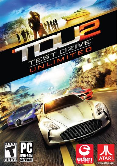Game fix / crack: test drive unlimited 2 complete v034 b16 all no.