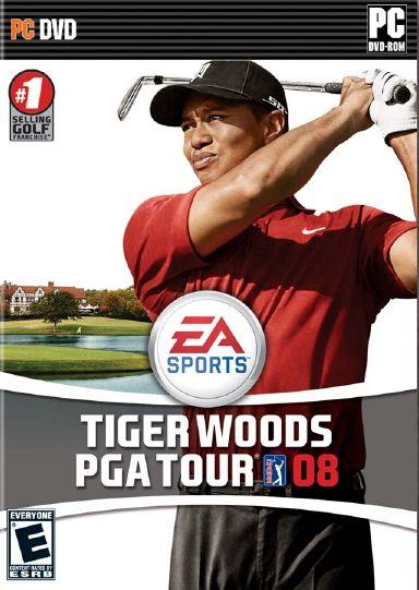 Tiger Woods PGA Tour 08 Free Download
