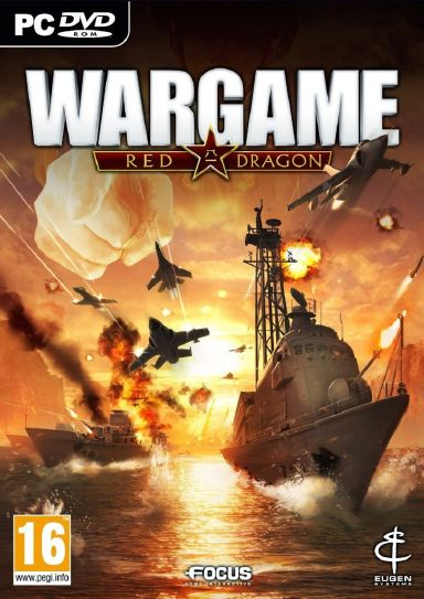 Wargame: Red Dragon Free Download