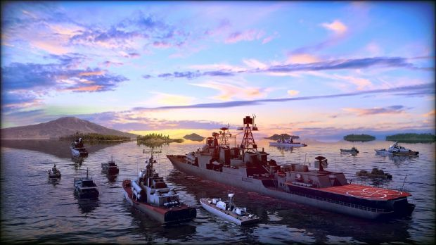 Wargame: Red Dragon Torrent Download