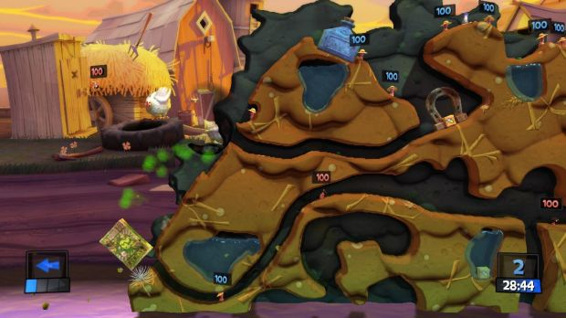 Worms Revolution Gold Edition Torrent Download
