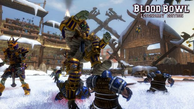 Blood Bowl Legendary Edition Torrent Download