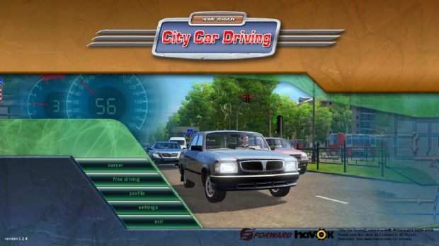City Car Driving Free Download V1 5 7 Igggames