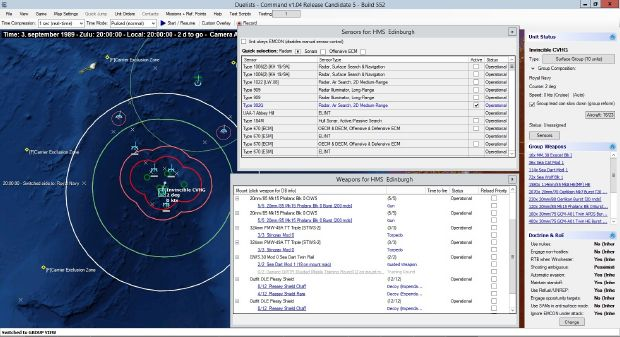 Command: Modern Air / Naval Operations WOTY PC Crack