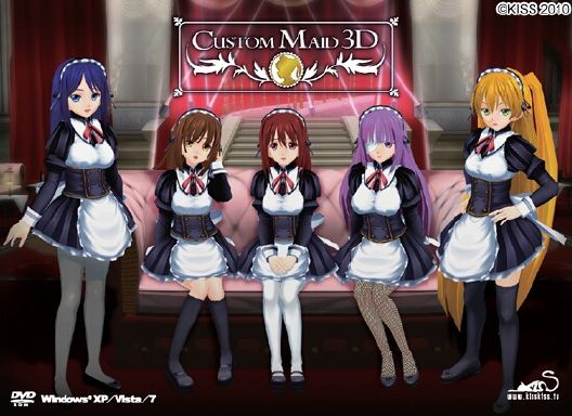 Custom Maid 3D Free Download « IGGGAMES