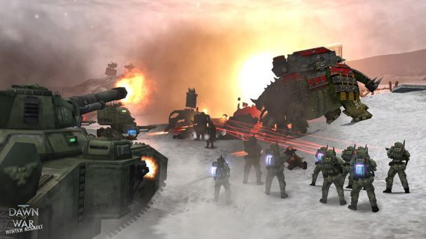 Warhammer 40,000: Dawn of War Collection Free Download