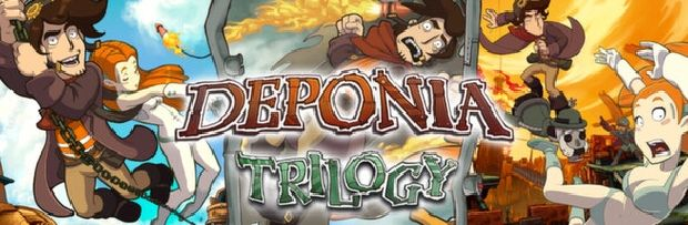 Deponia Trilogy Free Download