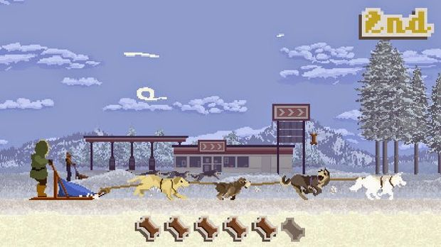 Dog Sled Saga PC Crack