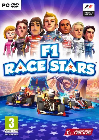 F1 Race Stars Free Download