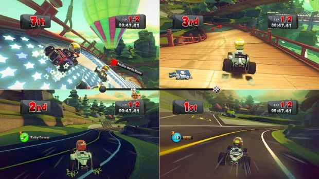 F1 Race Stars Torrent Download