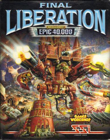 Final Liberation: Warhammer Epic 40,000 Free Download