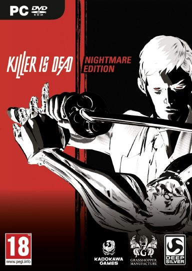 Killer is Dead Nightmare Edition Free Download