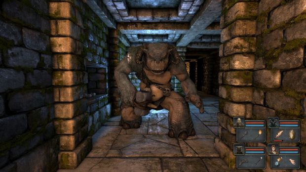 Legend of Grimrock PC Crack