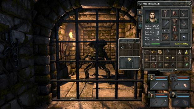Legend of Grimrock Torrent Download