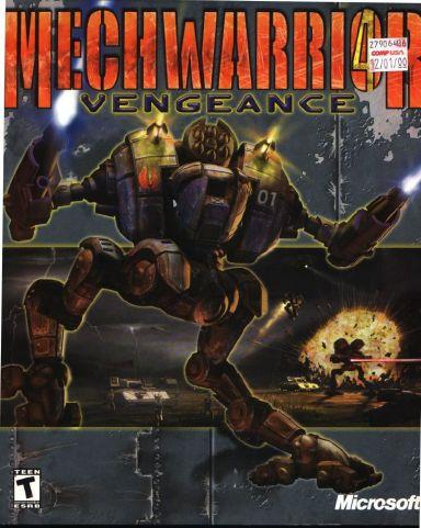 MechWarrior 4: Vengeance Free Download (Inclu DLC)