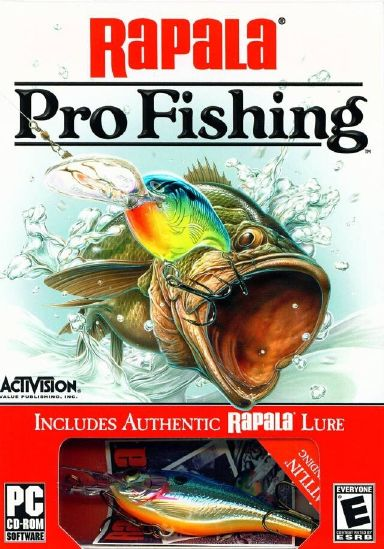 rapala pro fishing completo pc