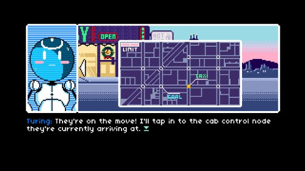Read Only Memories PC Crack