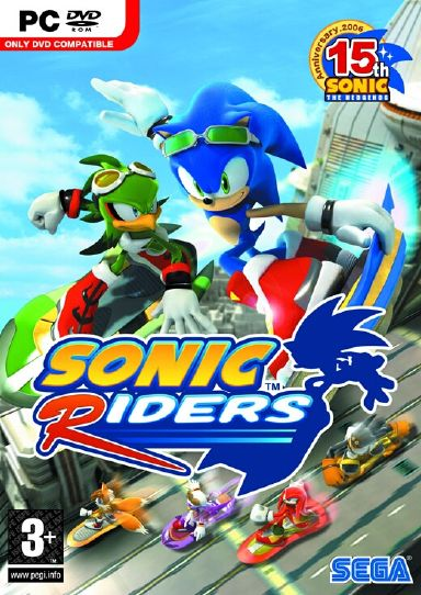 Sonic Riders Free Download « IGGGAMES