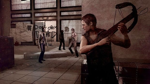 The Walking Dead Survival Instinct PC Crack