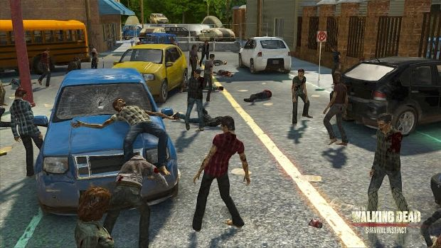 The Walking Dead Survival Instinct Torrent Download
