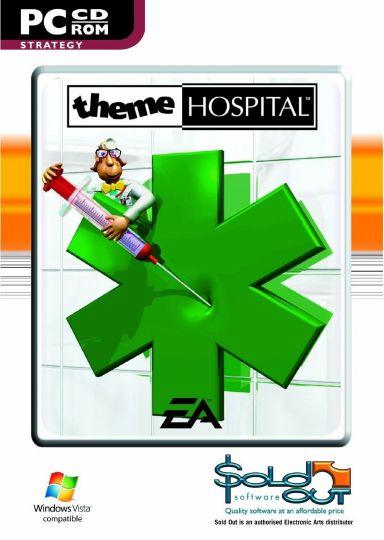 Theme Hospital Free Download « IGGGAMES