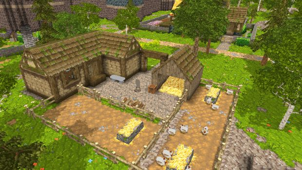 Timber and stone mod download