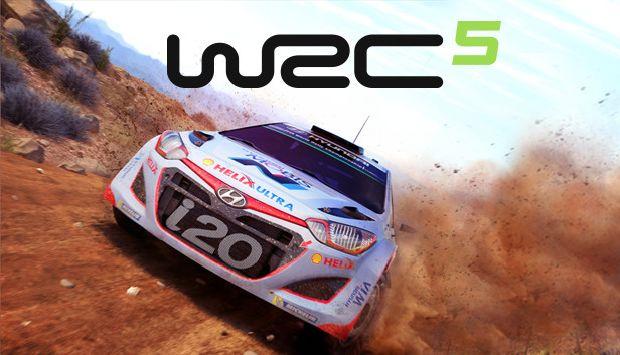 WRC 5 FIA World Rally Championship Free Download