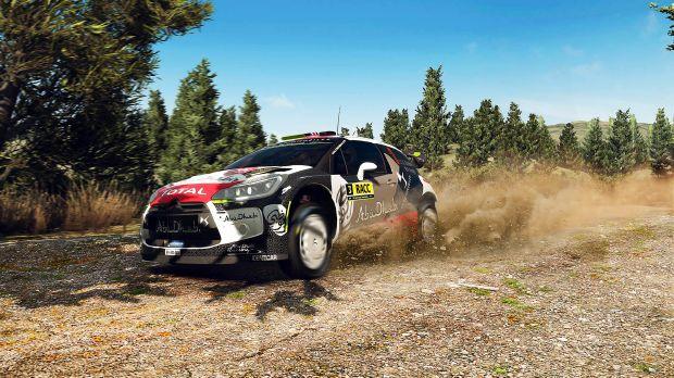 WRC 5 FIA World Rally Championship PC Crack