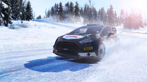 WRC 5 FIA World Rally Championship Torrent Download