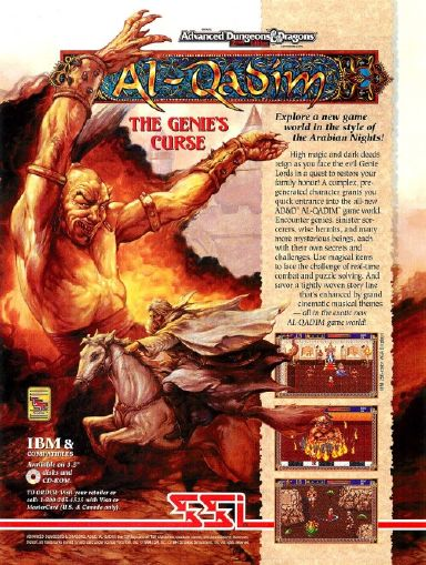 Al-Qadim: The Genie's Curse Free Download