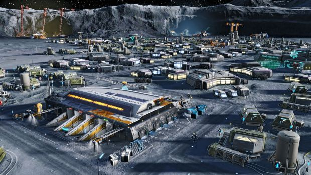 Anno 2205 Gold Edition PC Crack