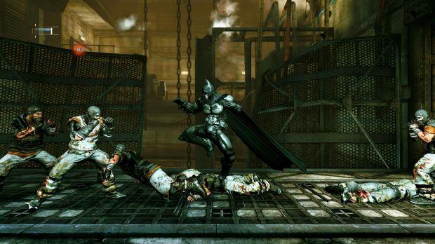 Batman: Arkham Origins Blackgate Deluxe Edition Torrent Download